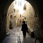 Old City, Jerusalem by staunto