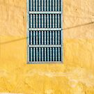 Yellow Wall by eyeshoot