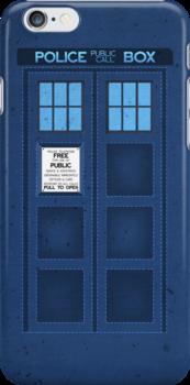 Pocket TARDIS *Revised! by mcgani
