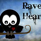 Raven Heart - Rookwood Studio by Rookwood Studio ©