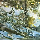Magic Pond by HurstPainters