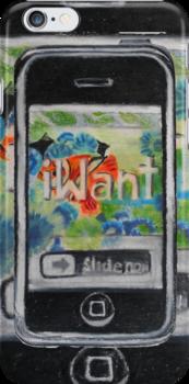 iWant it All! by Trevett  Allen