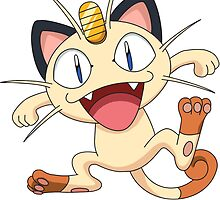 Meowth by ddsoliveira