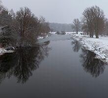 Winter Wonderland. by Nick Atkin