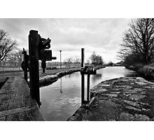 Ewood Locks Photographic Print