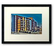 City Living 3 Framed Print