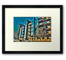 The Appartment Framed Print