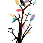 Roots Tree Iphone case by Ruth Fitta-Schulz