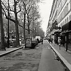 Streets of Paris by ea-photos
