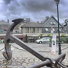 Honfleur   Harbourside ( 4 )   by Larry Lingard-Davis