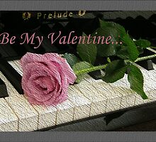 Be My Valentine by Judith Hayes