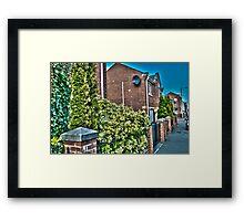 Residential 1 Framed Print