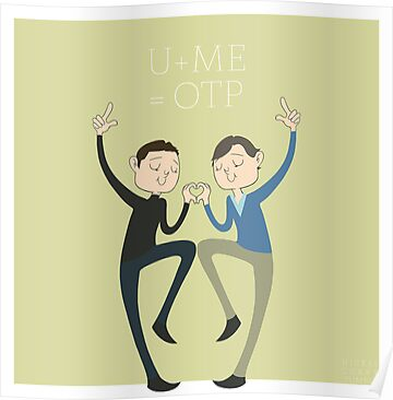 U+ME=OTP CHERIK by nickelcurry