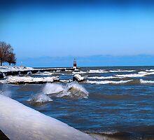 Winter Blue by Milena Ilieva