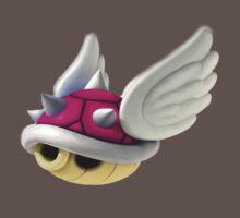 Pink shell Mario Kart Kids Clothes