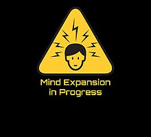 Mind Expansion in Progress by Artpunk101