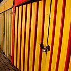 Boat shed color bonanza by clickedbynic