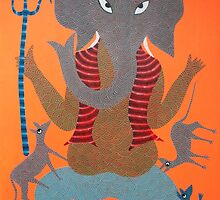 Shree Ganesh by AIM  TO BE AIMLESS