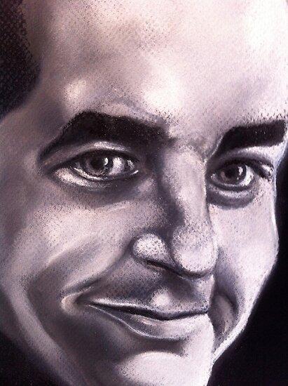 portrait of Jonathan by John Sunderland