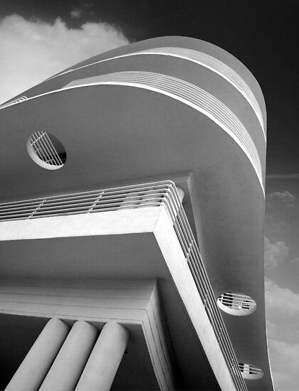 Deco Abstract by JimBremer
