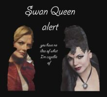 Swan Queen Alert by eleanor89