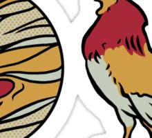 Jupiter's cock !! Sticker