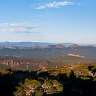 """Mount William Panorama"" by Ben Cordia"