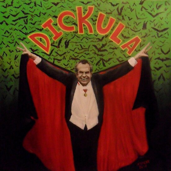 Count Dickula by Conrad Stryker