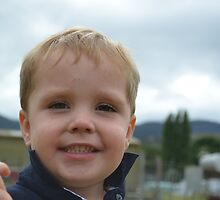 Portrait - Max by Catherine Howarth