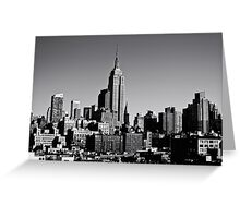 Timeless - The New York City Skyline Greeting Card