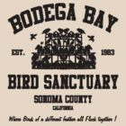 BODEGA BAY BIRD SANCTUARY by GUS3141592