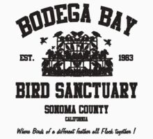 BODEGA BAY BIRD SANCTUARY Kids Clothes