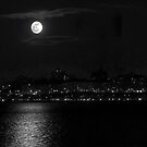 Moon Over Manhattan by Mary Ann Reilly