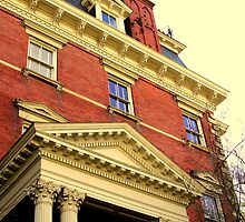 Wentworth Mansion by Wendy Mogul