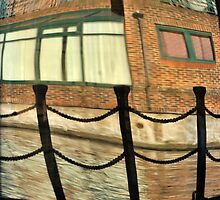Millwall Dock 3 by Kasia Nowak