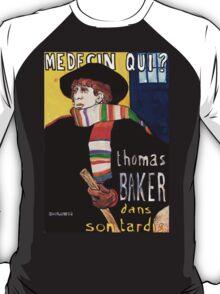 Medecin Qui? T-Shirt