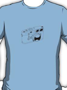 Leica M3 - Black Line Art - No Text T-Shirt