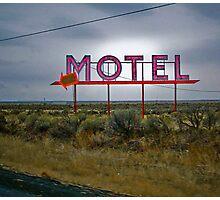 motel 2 Photographic Print
