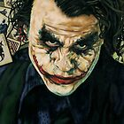 The Joker  by ascenciok