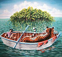 The life of Pi by Dan Wilcox