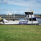 Queensland Police Barge! by CeciliaMay