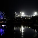 Ferris Wheel at the Night Game by Stephen Monro