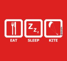Eat Sleep Kite by endorphin