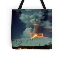 Fire in the night (RB Explore Featured) Tote Bag
