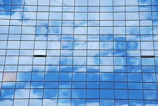 Clouds reflected by luissantos84