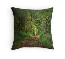 Dream Walk Throw Pillow