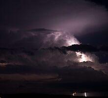 The Lightening Wizard by LJ_©BlaKbird Photography