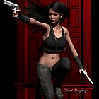 Sharpshooter by David  Humphrey