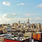 Daylight on Manhattan by Joseph Pacelli