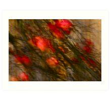 Views: 1426 *** Apple tree Abstract. by Andrzej Goszcz.   Art Print